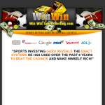 WIN WIN SPORTS BETTING