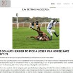 EASY HORSE RACE LAYS