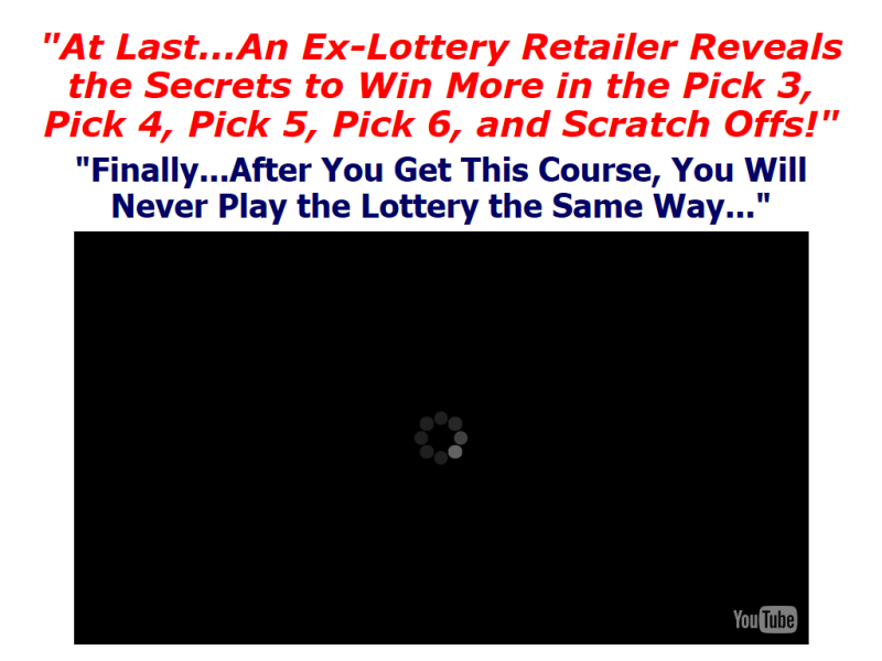 Best Betting Products » Lotto Systems