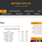 BETTING TIPS 1X2