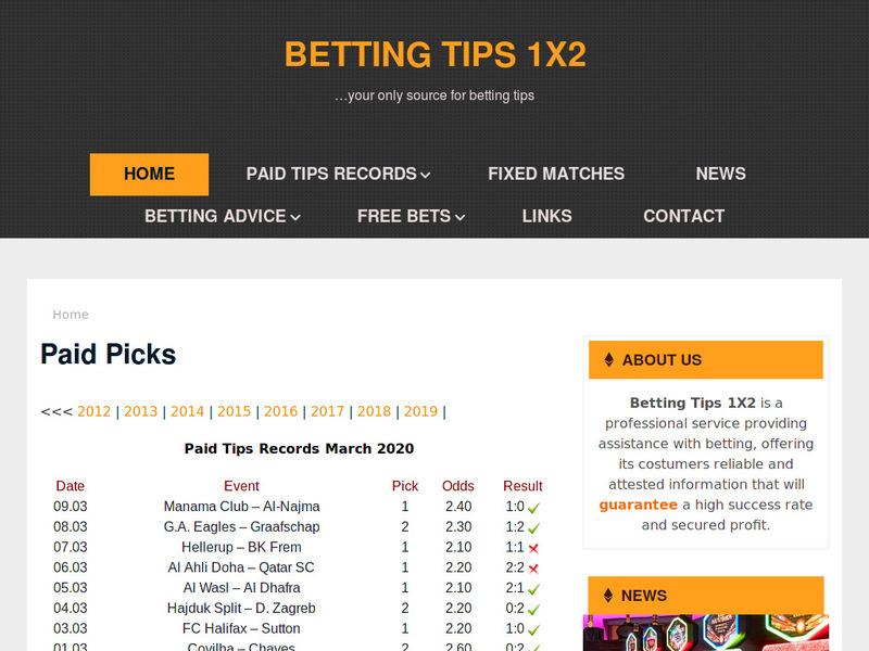 Bettingtips1x2 tips and tricks bodiva sports betting